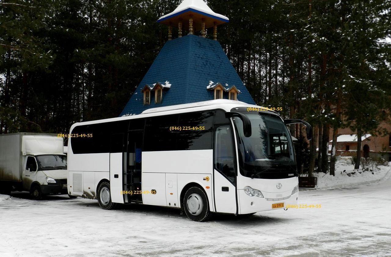 4ddf23cc96fc ... Аренда автобуса King Long в Самаре и Тольятти. 35 посадочных места +  гид + водитель. Автобус оборудован.